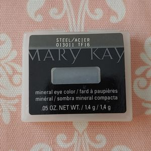 Mary Kay mineral eye color Steel